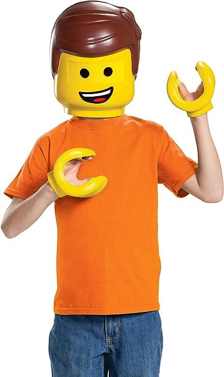 Disguise Emmet LEGO Movie 2 Costume Kit