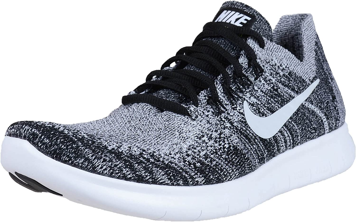 capo Compatibile con Maestoso  Amazon.com | NIKE Women's WMNS Free RN Flyknit 2017, Black/White-Volt, 10.5  M US | Road Running