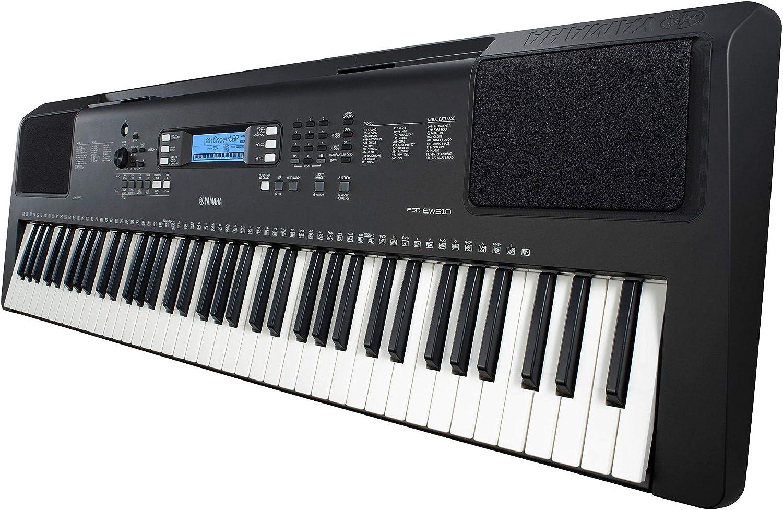 Yamaha PSR-EW310 - Teclado digital