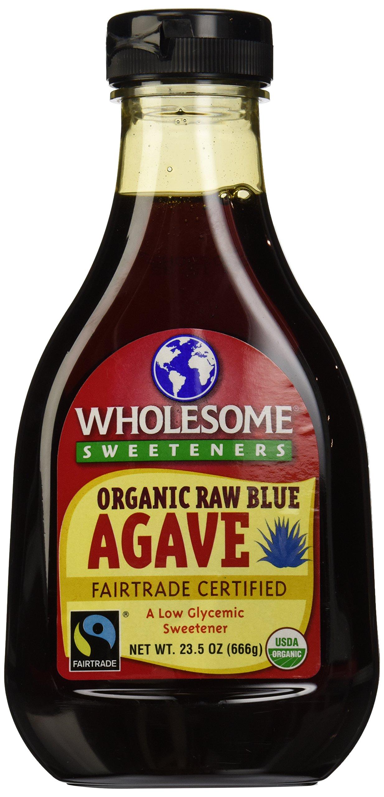 Wholesome Sweeteners Organic Raw, 23.5 oz. (Pack of 6)