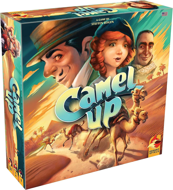 Plan B Games PBGESG50120EN Camel Up: 2nd Edition, Mixed Colors Marrón coloración del cabello , color/modelo surtido: Amazon.es: Juguetes y juegos
