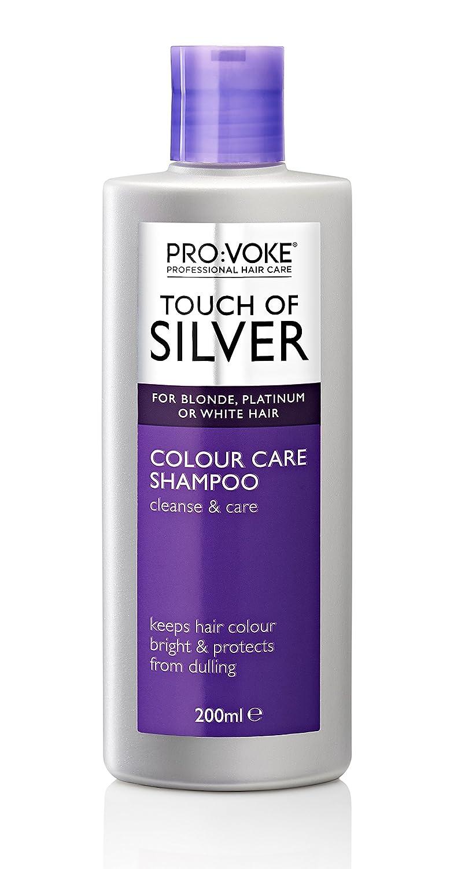 Touch Of Silver Daily Shampoo 200ml Keyline Brands Ltd 014224