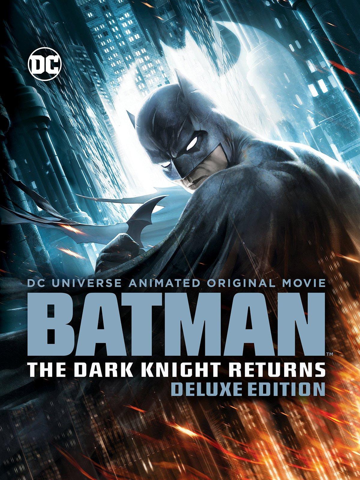 Watch Batman The Dark Knight Returns Part 1 And Part 2 Prime Video