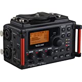Tascam DR-60DmkII 4-Channel Portable Audio Recorder for DSLR