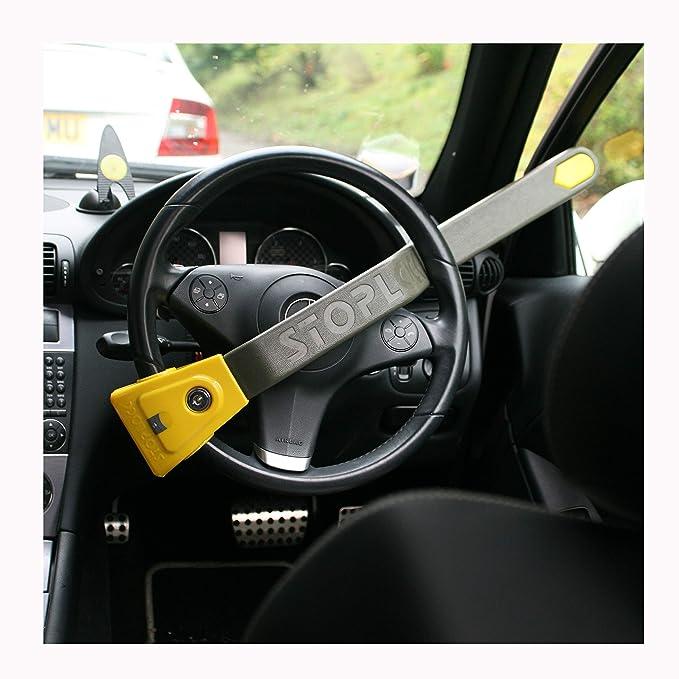Stoplock HG 134-66 Airbag 4x4 - Bloqueo para Volante: Amazon.es: Coche y moto