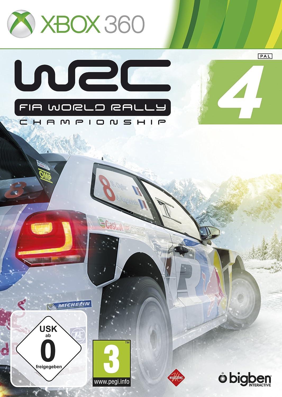 WRC 4 - World Rally Championship [Importación Alemana]: Amazon.es: Videojuegos