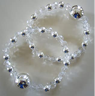 Gemstone Crystal Healing Motion Travel Morning Sickness Vertigo Nausea Bracelet