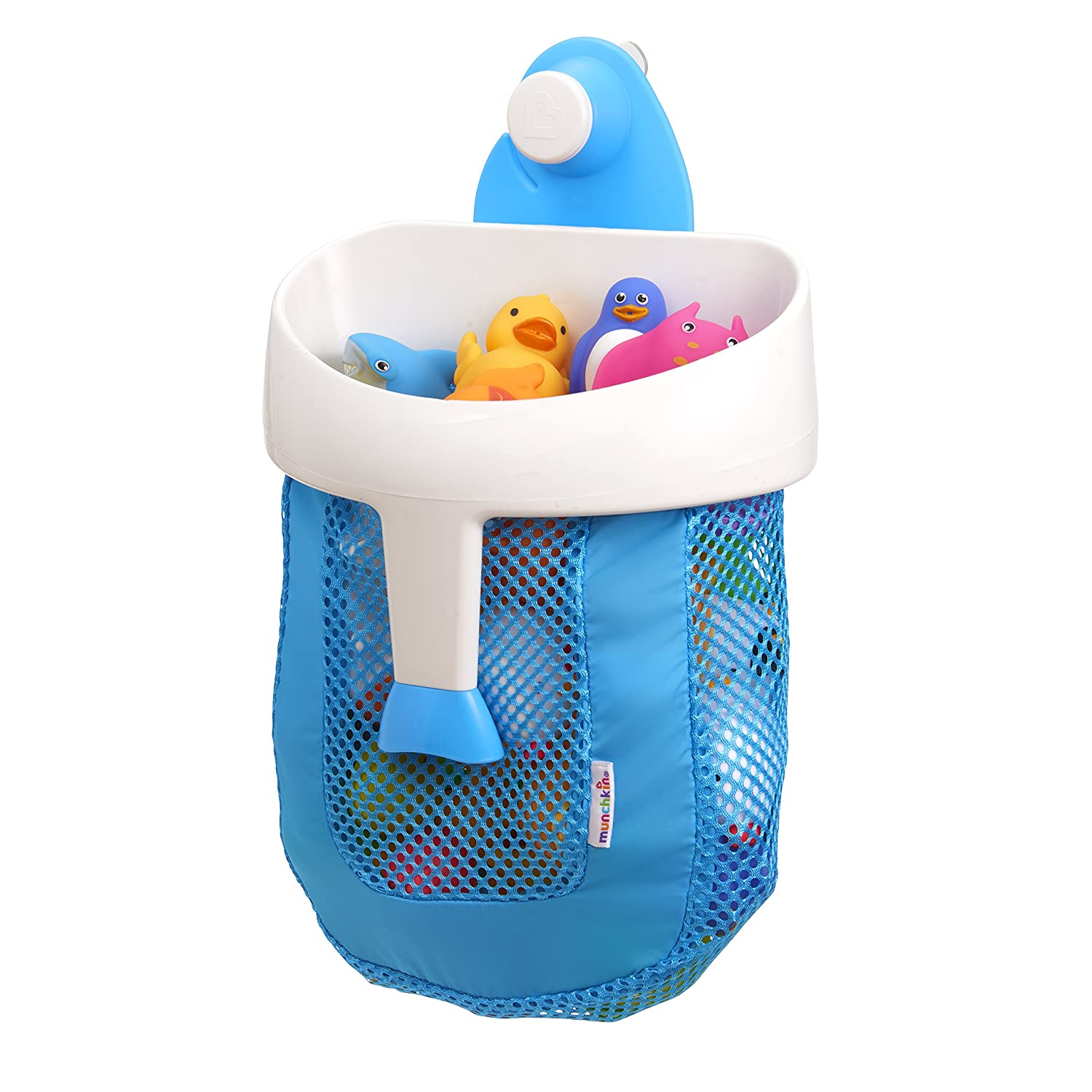 Amazon.com : Munchkin Super Scoop Bath Toy Organizer : Baby