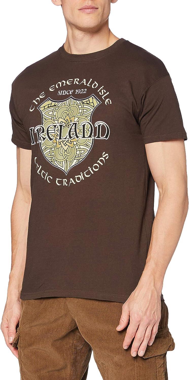 Chocolate Ireland The Emerald Isle T-Shirt