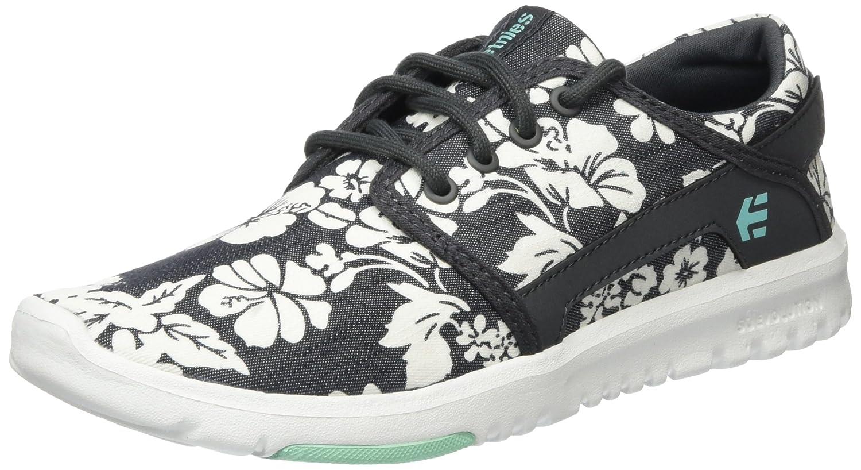 Etnies Womens Scout Sneaker B0199WCHA0 8 B(M) US Black/Aloha