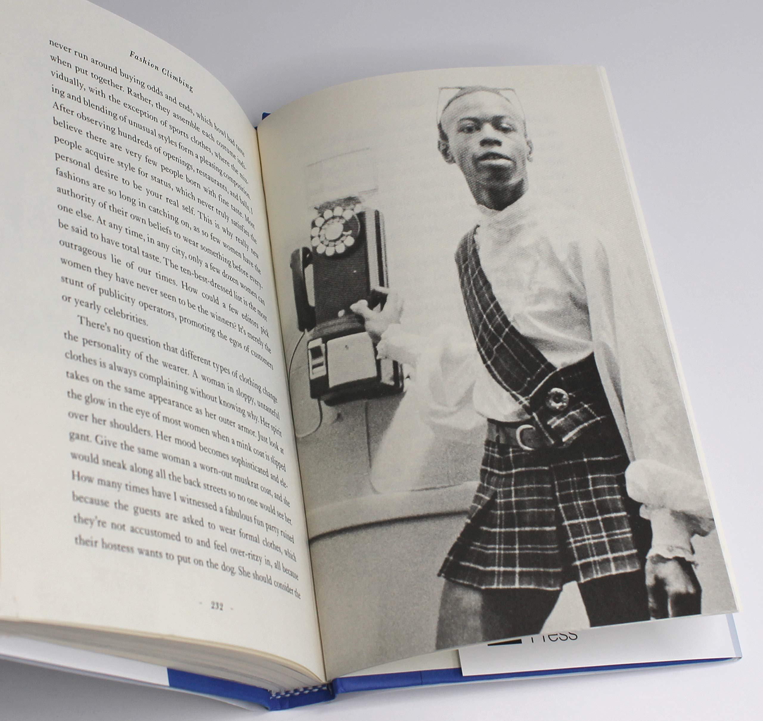 d9a98c54430 Amazon.com  Fashion Climbing  A Memoir with Photographs (9780525558705)   Bill Cunningham