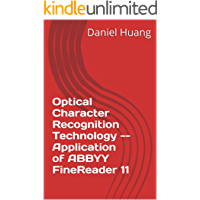 Optical Character Recognition Technology -- Application of ABBYY FineReader 11