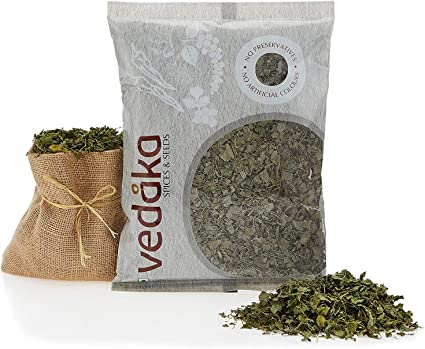 Amazon Brand - Vedaka Kasuri Methi, 50g