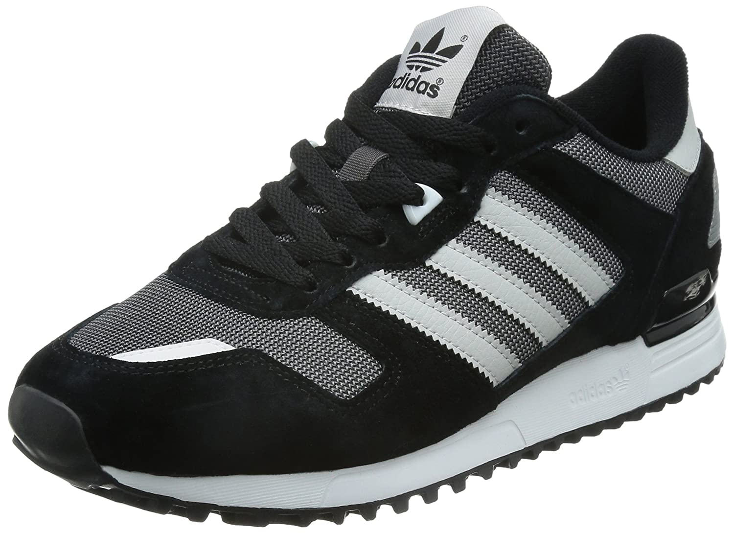 adidas ZX 700, Men's Running Shoes shadow blacklgh solid