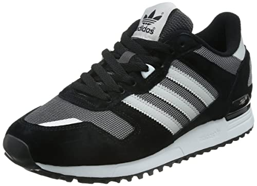 watch 35287 c5801 adidas ZX 700, Men s Running Shoes, Black (Shadow Black S16 St