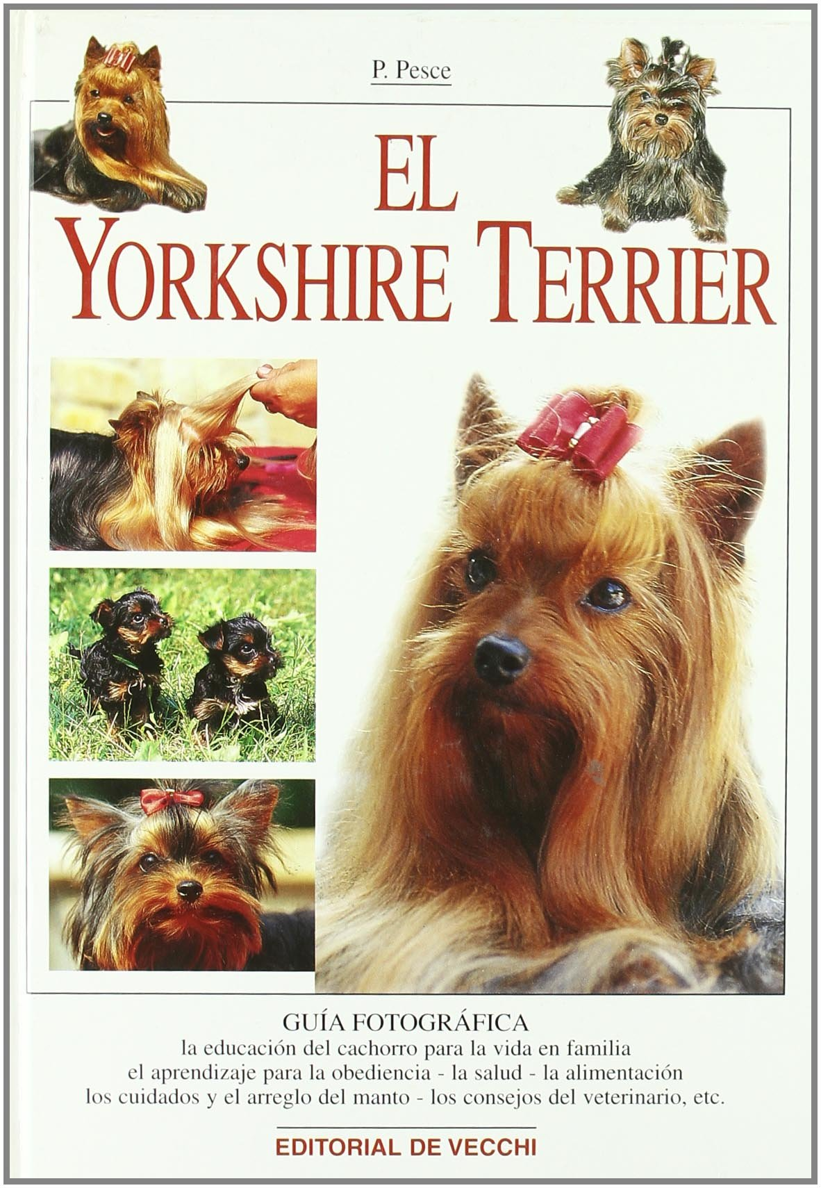 YORKSHIRE TERRIER, EL (Spanish) Paperback – January 1, 1900
