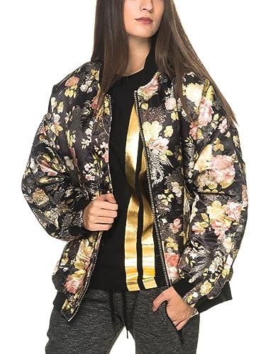 Free People Women's Floral Jacquard Black Bober Jacket