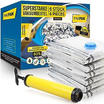 80*100CM Vakuumbeutel Aufbewahrungsbeutel Vacuum Tasche Vakuum Kleiderbeutel
