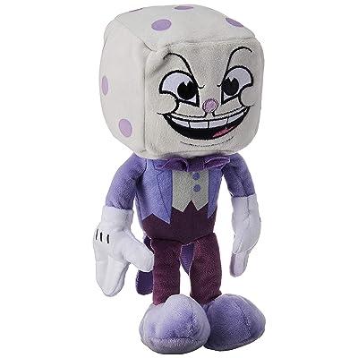 Funko Plush: Cuphead - King Dice Collectible Figure, Multicolor: Toys & Games