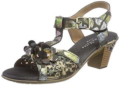 Bettino 058, Womens Heels Sandals Laura Vita