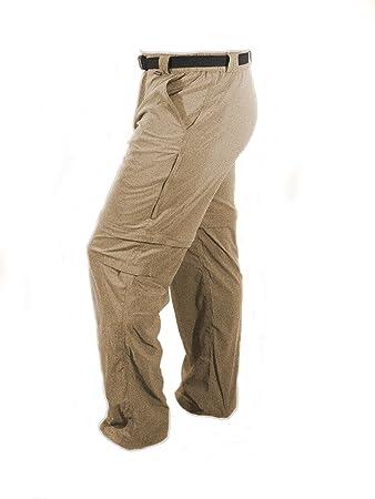 Amazon.com: Keela Paraguay – Pantalon Convertible en corto ...