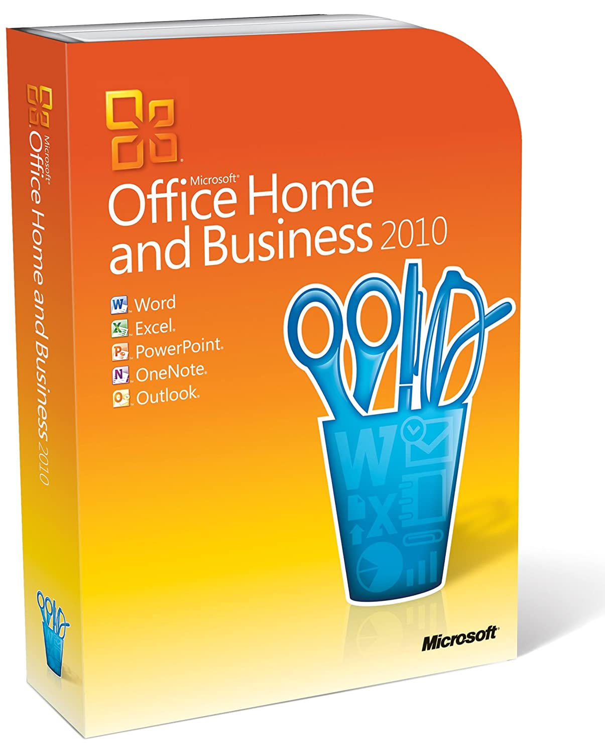 Microsoft Office Home and Business 2010: Amazon.de: Software