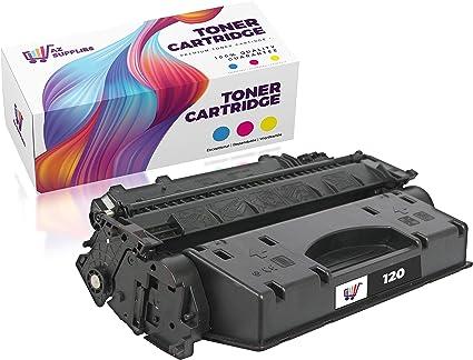 4 PK CRG120 Toner Cartridge Replacement For Canon ImageClass D1320 D1350 D1370
