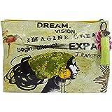 Papaya Art Dream Large Accessory Pouch