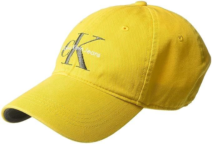 1f21bb79a Calvin Klein Mens Standard Pop Color Twill Logo Hat