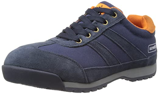Scruffs Men's Halo Size 12 UK Worker Navy Trainers