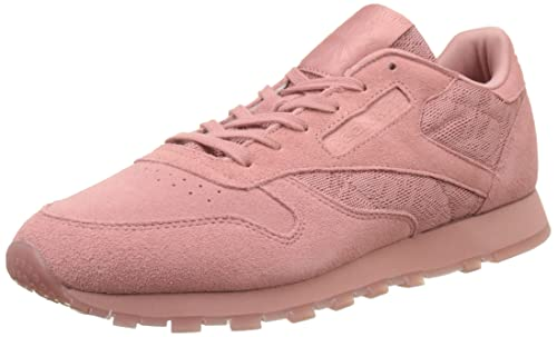 67fb8650064 Reebok Women s Classic Leather Lace Trainers  Amazon.co.uk  Shoes   Bags