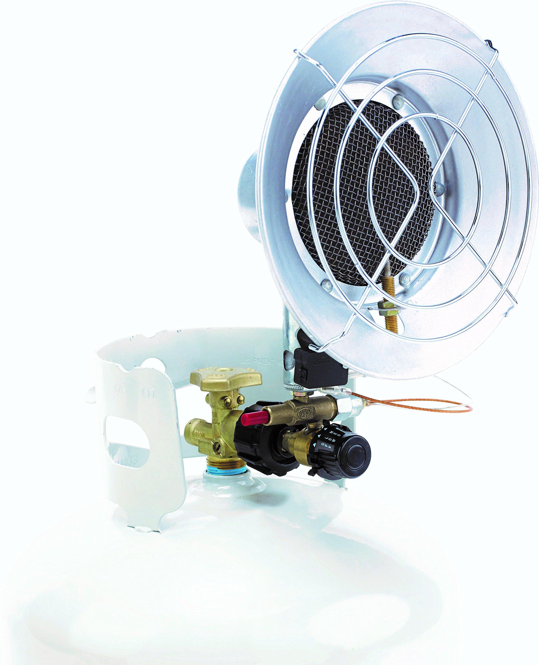 AZ Patio LP-5000-BS Single Tank Top Heater