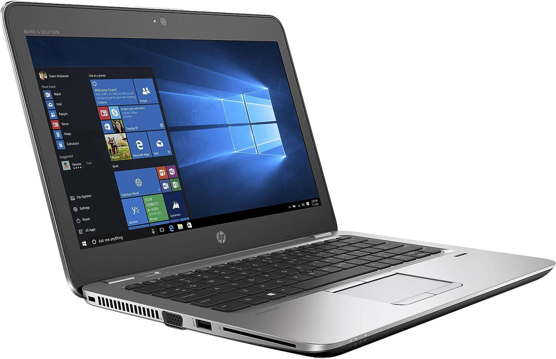 "HP EliteBook 820 G3 Business Laptop - 12.5"" Anti-Glare HD (1366x768), Intel Core i5-6200U, 256GB SSD, 8GB DDR4, NFC, Back-Lit Keyboard, WiFi-AC + Bluetooth, Fingerprint Reader, Webcam, Windows 10 Pro"