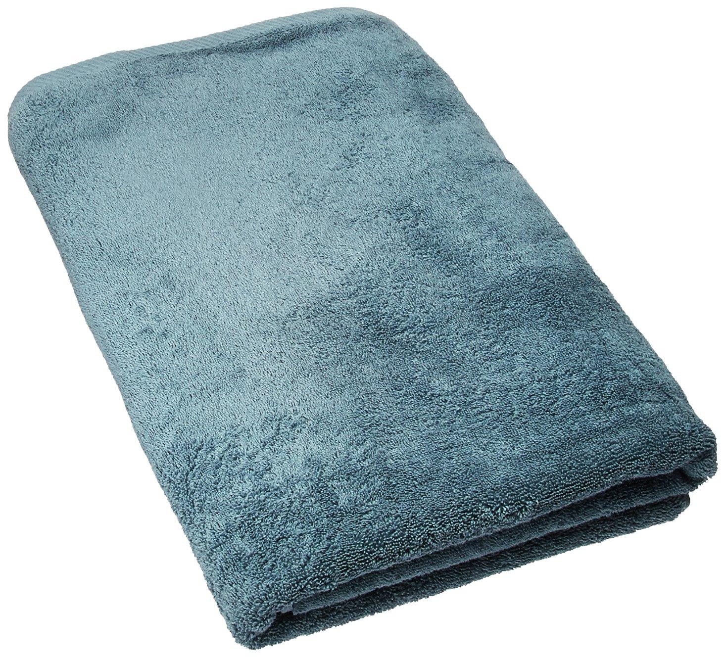 Extra Large Turkuoise Premium Quality Bath Sheet 100/% Turkish Cotton White, 40x80 Inches