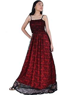 52a6273fd1d Women Black Vintage Floral Lace Mother of The Bride Club Party Sexy Straps Plus  Size Long