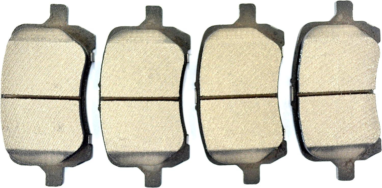 Dash4 CD1160 Ceramic Brake Pad