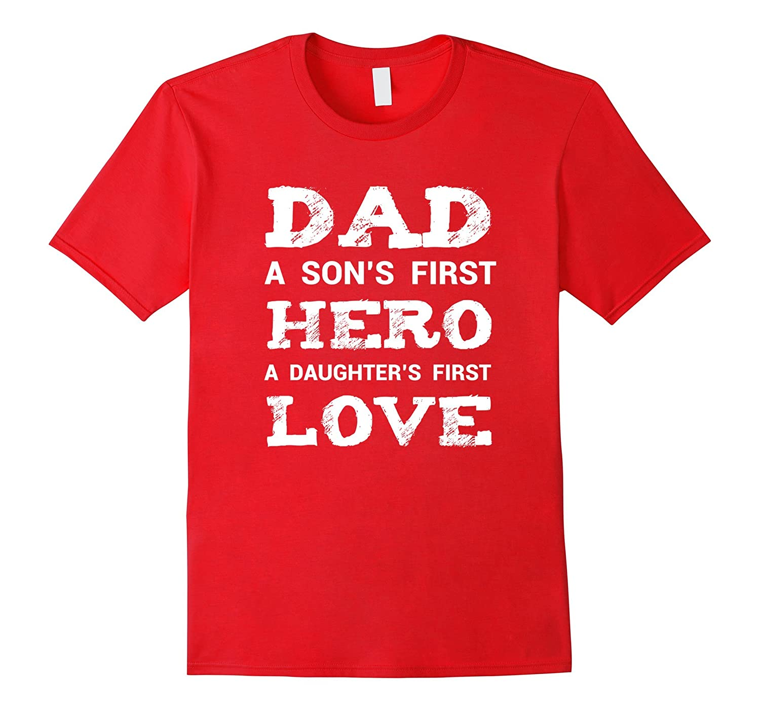 Cute Daddy Son Daughter Shirt New Dad Fathers Day Gift-PL