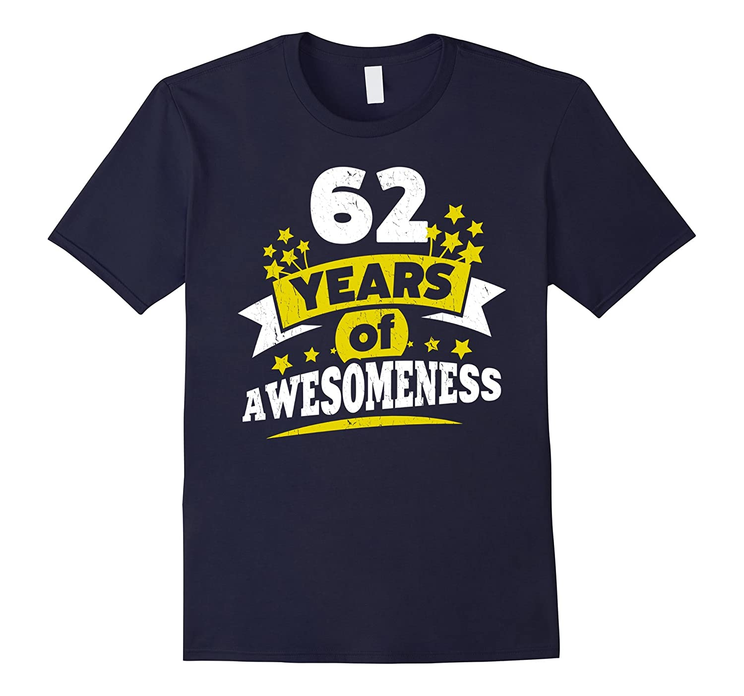 Birthday Gift For 62 Year Old Woman 62nd Tee Shirt PL