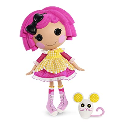 Lalaloopsy Crumbs Sugar Cookie Doll: Toys & Games