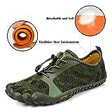 Troadlop Mens Minimalist Trail Running Shoes