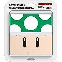 Nintendo - Cubierta Toad, Color Verde (New Nintendo