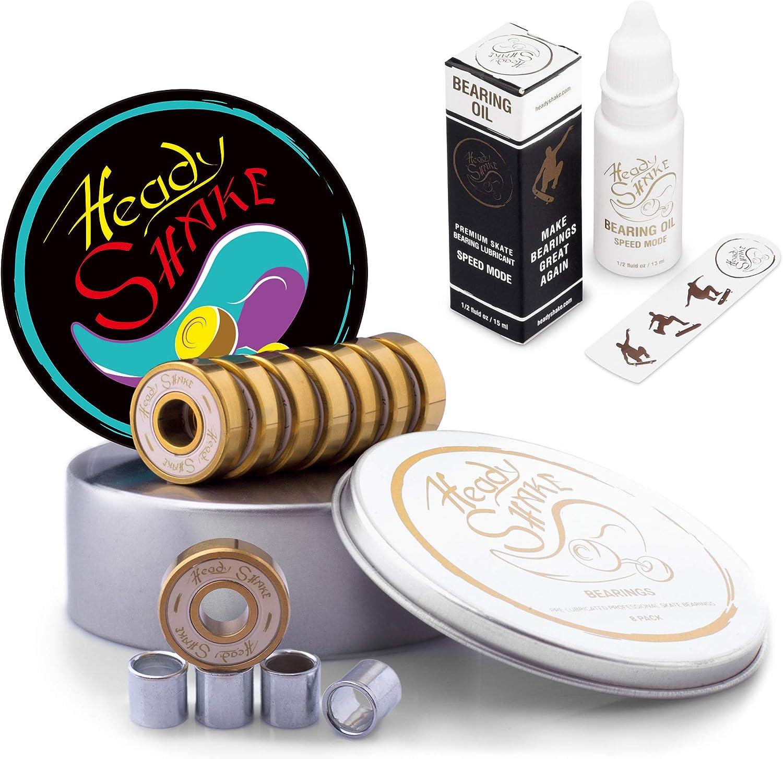 fastest skateboard bearings