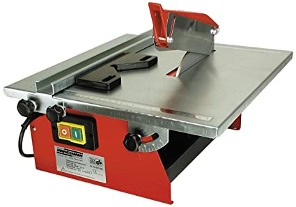 Mannesmann - M 631-500 - Máquina para cortar azulejos eléctrica 500 W,