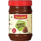 Feasters Peanut Butter Chocolate Jar, 510g