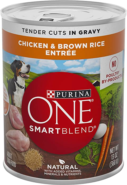 Top 10 Casnned Dog Food