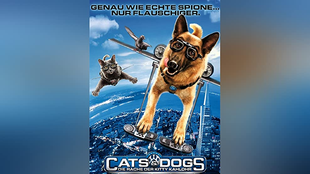 Cats & Dogs: die Rache der Kitty Kahlohr [dt./OV]