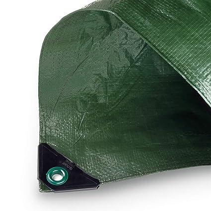 Schutz Schutz Sicht- -netz/'Schattierung gegen uv 1 x 10 Meter 80 G//m2 Grün