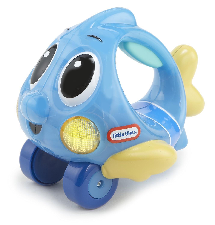 Amazon.com: Little Tikes Lil\' Ocean Explorers - Push \'n Glow Fish ...