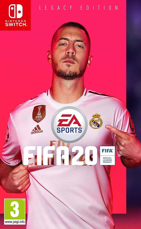 FIFA 20 - Legacy - Nintendo Switch [Importación italiana]