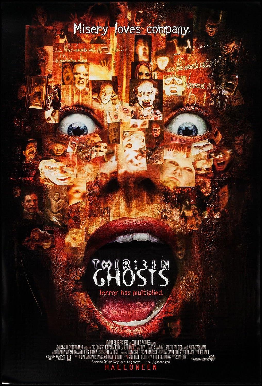 """""""13 Fantasmas"""": conoce la macabra historia de todos los personajes"""